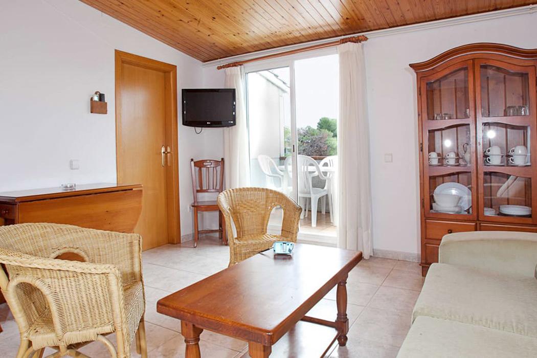 Apartamentos familiares Tara Sitges