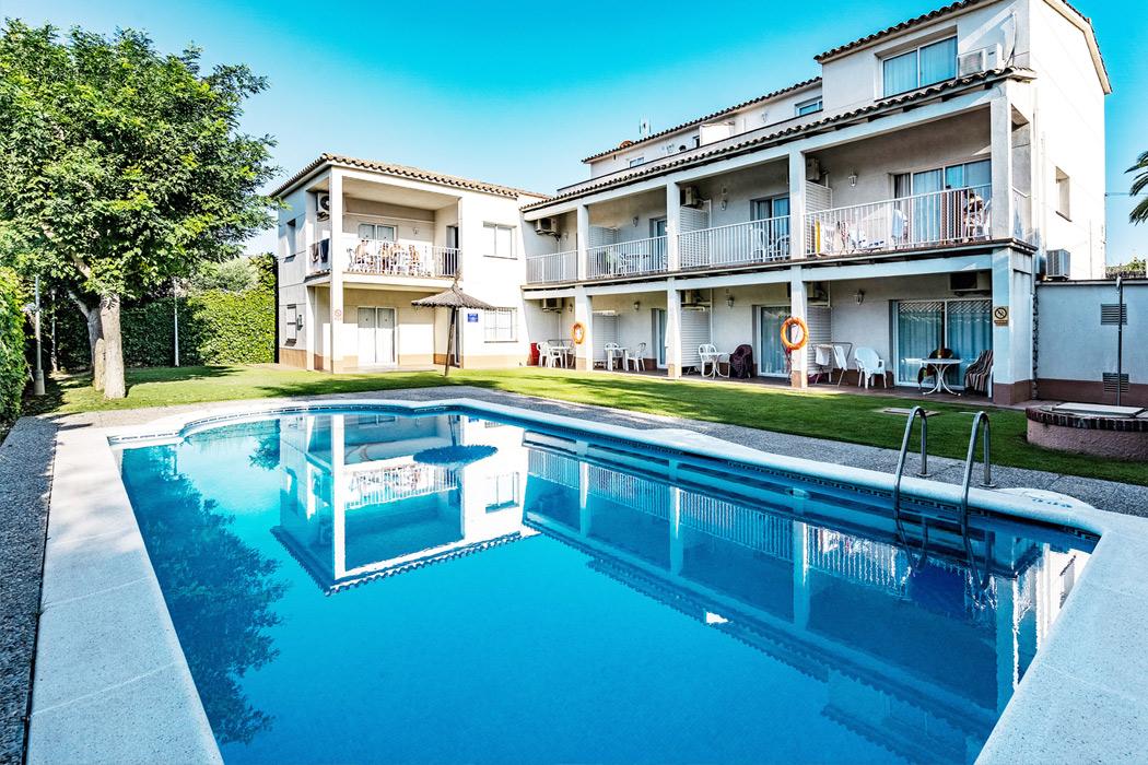 Apartamentos turísticos Sunway Tara Sitges