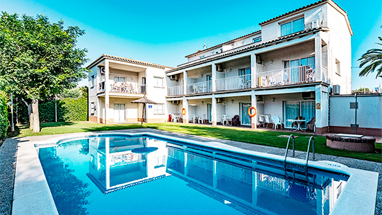 Apartamentos Sunway Tara