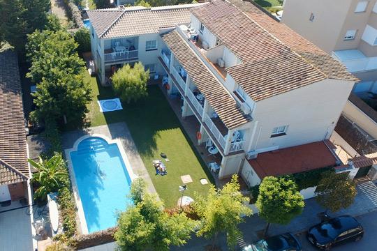 Piscinas Apartamentos Sunway San Jorge